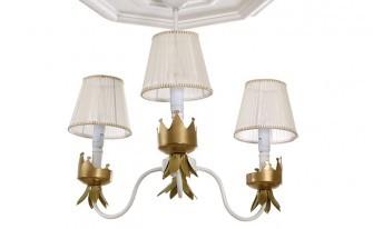 King Cream Ceiling Lighting