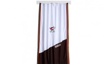Blackbeard Canopy Curtain