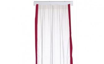 Love Net Curtain 150x220