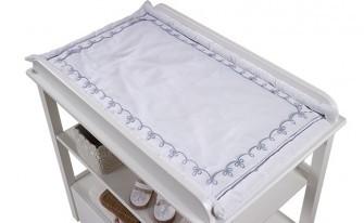 Anka Blue Bathinette Cushion