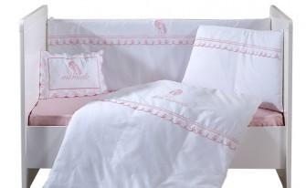 Anka Pink Baby Sleep Set