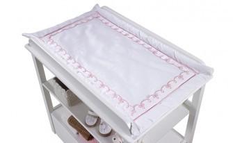 Anka Pink Bathinette Cushion