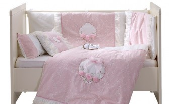 Bella Rose Baby Sleep Set