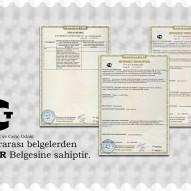 GOST-R Belgesi
