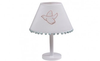 Classy Pink Young Table Lighting